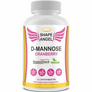 Nahrungsergänzungsmittel für Frauen shape angel d-mannose d mannose dmannose cranberry kranbery kranbery cranbery harnwegsinfektionen blasenentzündung vegan grippesymptome blasenschmerzen harnwegsschmerzen 2