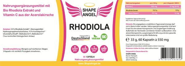 für frauen gegen müdigkeit erschöpfung überforderrung salidroside vegan rhodiola rosea bio rosavin kapseln hochdosiert rodhiola rodiola rosa extrakt wurzel radiola rhodiola-rosea rhodiolan plus8