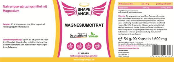 für fraunen reines magnesiumcitrat kapseln magnesium citrate tablette hochdosiert nitrat magnesiumpräparat magnesiumcitrate supplement pillen magnesiumzitrat magnesiumtabletten premium8